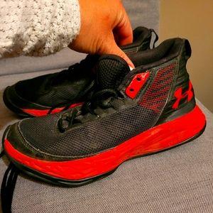 Under Armour Boys 4.5 Shoes